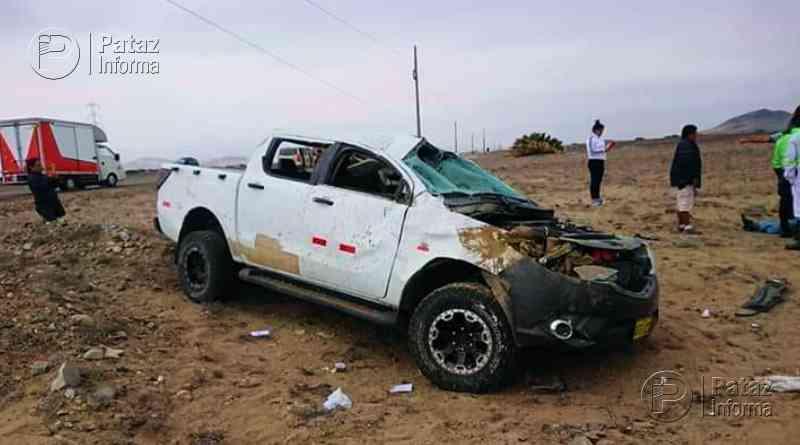 Alcalde de Chepén murió en fatídico accidente de tránsito