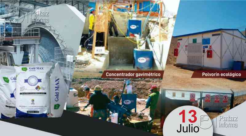 Capacitación sobre tecnologías limpias para actividades mineras