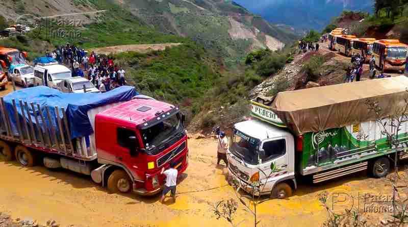 Carretera doble vía Chagual – Tayabamba para abril del 2020