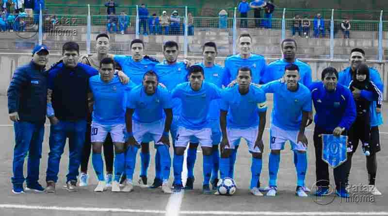 Club Llacuabamba avanza a cuadrangular en la Copa Perú