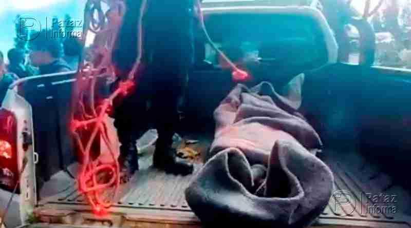 ¡Tragedia! Minero falleció tras derrumbe de mina en Pataz