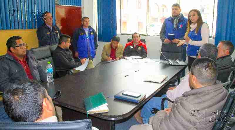 Autoridades buscan mejorar y ordenar el transporte en Pataz