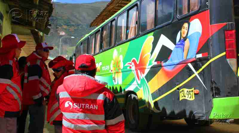 Buses tendrán que exhibir formato de aviso contra acoso sexual