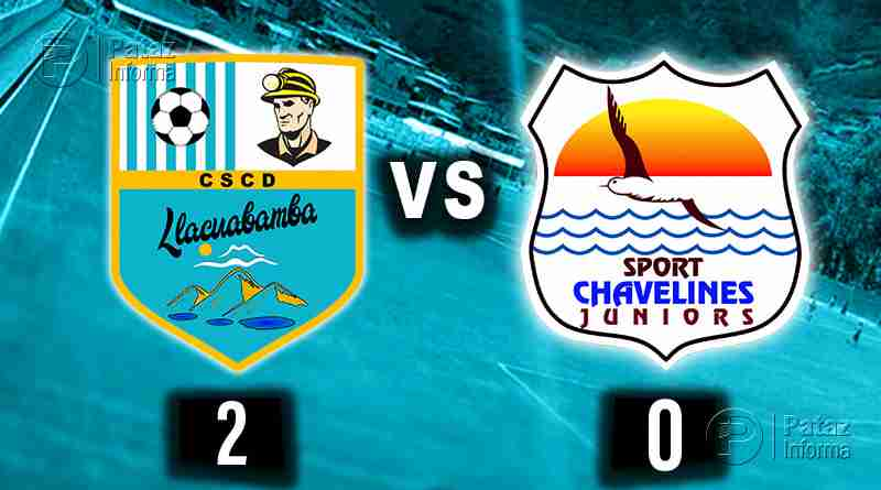 Copa Perú: Deportivo Llacuabamba ganó a Chavelines Juniors