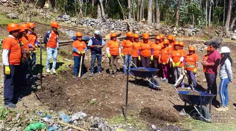 Inician ejecución de tres proyectos en Santiago de Challas