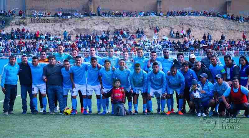 ¿Deportivo Llacuabamba a la Etapa Nacional de la Copa Perú?