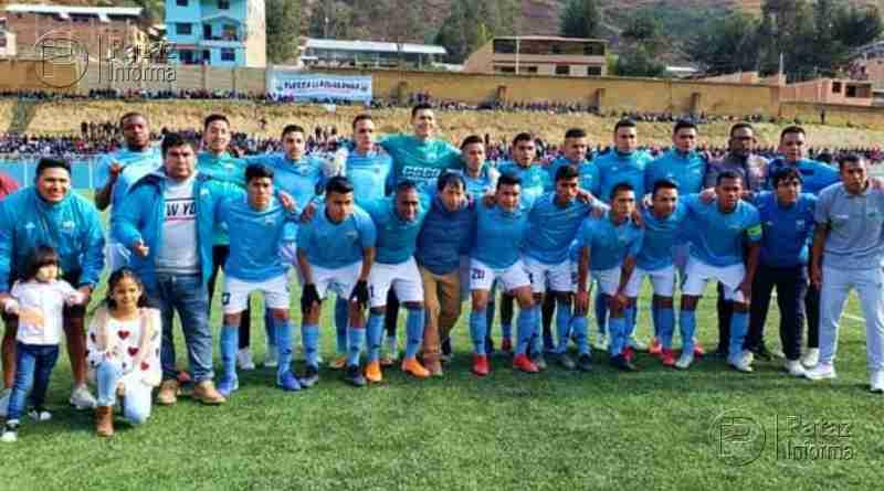 Deportivo Llacuabamba saldrá con todo frente al Atlético Verdún