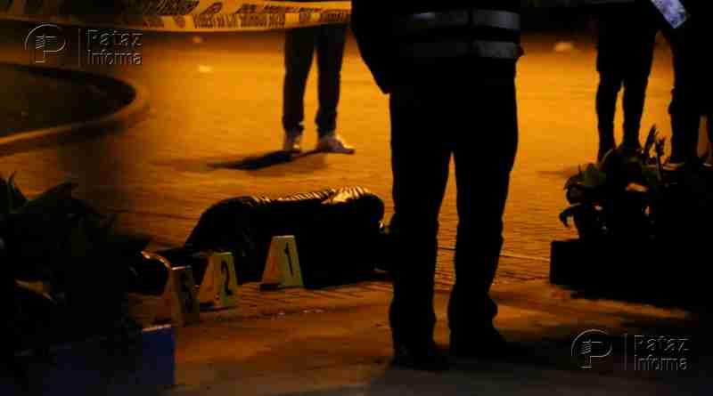 Hombre dispara a expareja y se suicida de un balazo en la sien