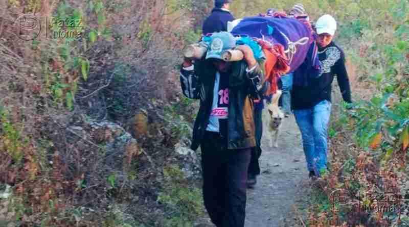 Médicos viajan más de 36 horas para salvar vida de mujer
