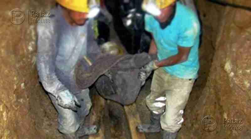 Obrero muere tras ser aplastado por un derrumbe en Pataz