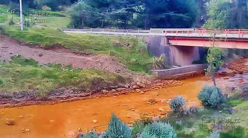 Piden el cierre de la planta de minerales en Agallpampa