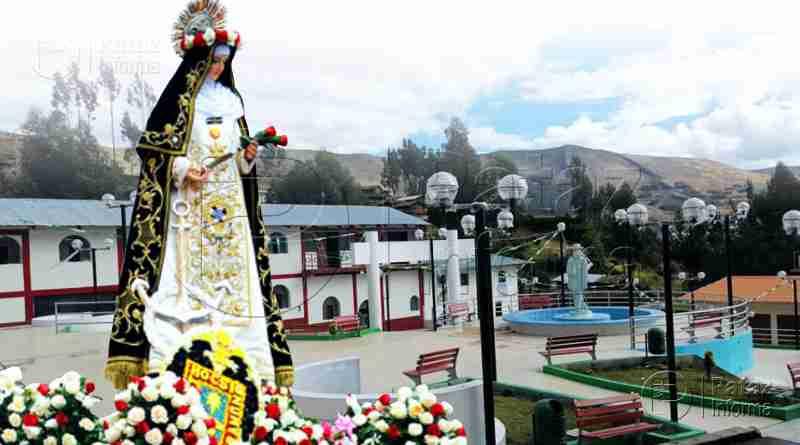 Santiago de Challas celebrará fiesta a Santa Rosa de Lima 2019