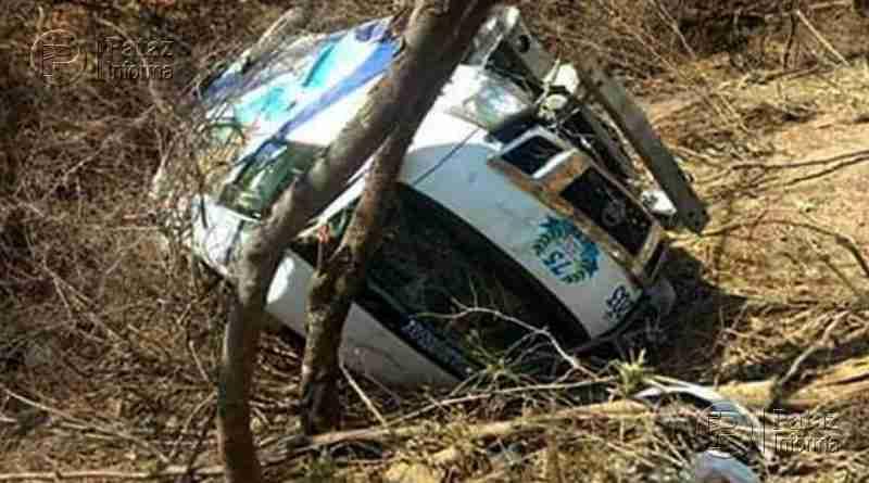 Accidente de tránsito deja 4 muertos y la provincia de Otuzco