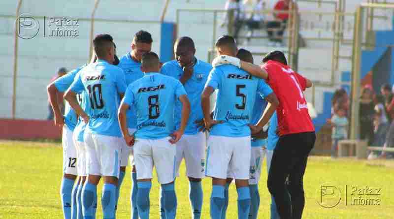 Club deportivo Llacuabamba cayó en su visita a Pacasmayo