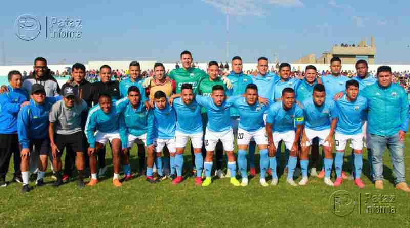 Deportivo Llacuabamba derrotó al campeón Chavelines Juniors