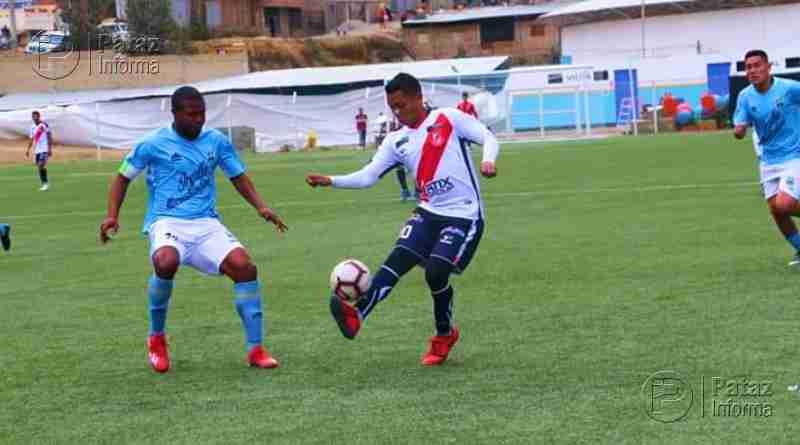 Deportivo Llacuabamba derrotó al campeón José Gálvez