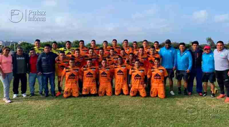 Deportivo Llacuabamba luchará por avanzar en la Copa Perú