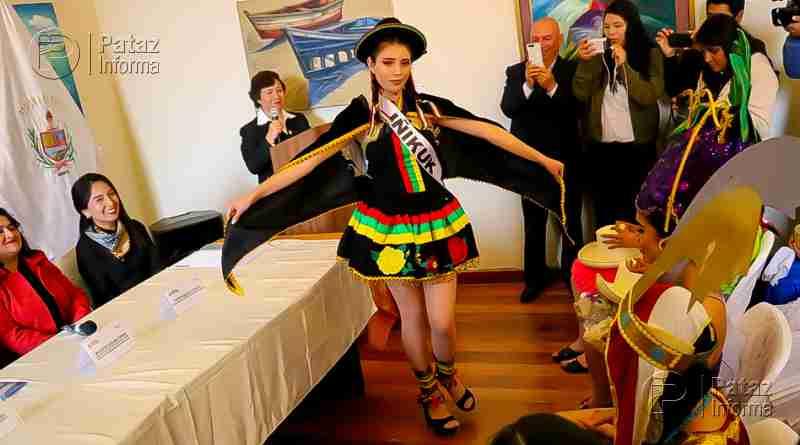 Hija patacina buscará coronarse como Iñikuk La Libertad 2019