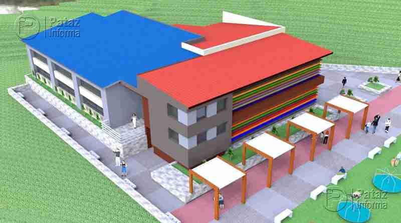 Inician construcción de moderna e innovadora biblioteca en Pataz