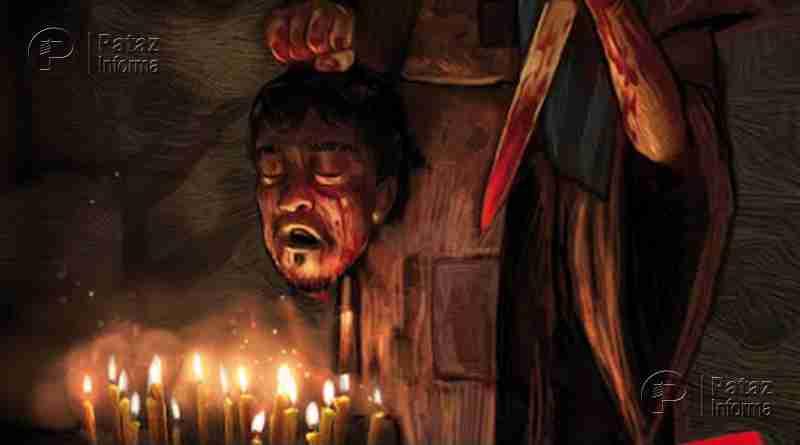 Mitos, cuentos y leyendas de mi pueblo: EL PISHTACO