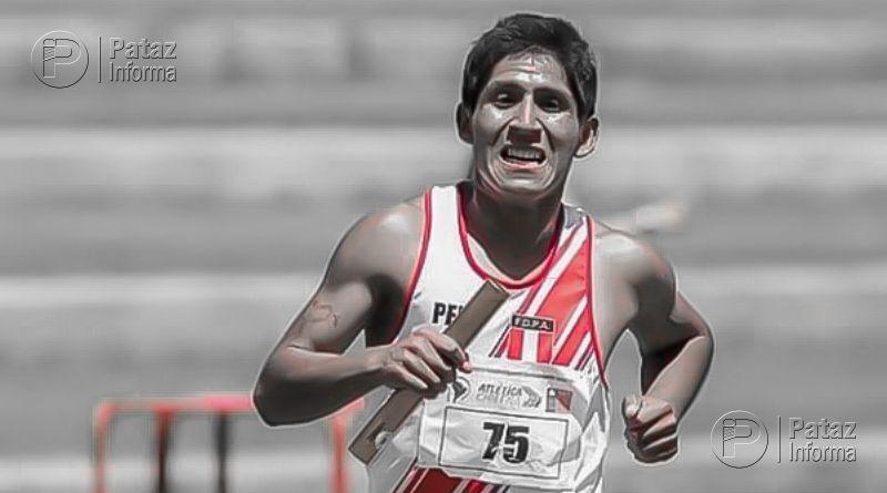 Zendio Daza, corredor profesional murió a los 25 años de leucemia