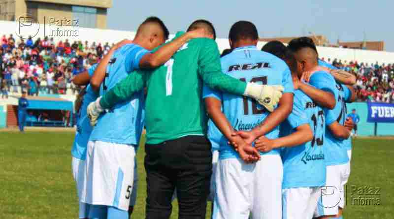 Deportivo Llacuabamba derrotó a Las Palmas en Cajamarca