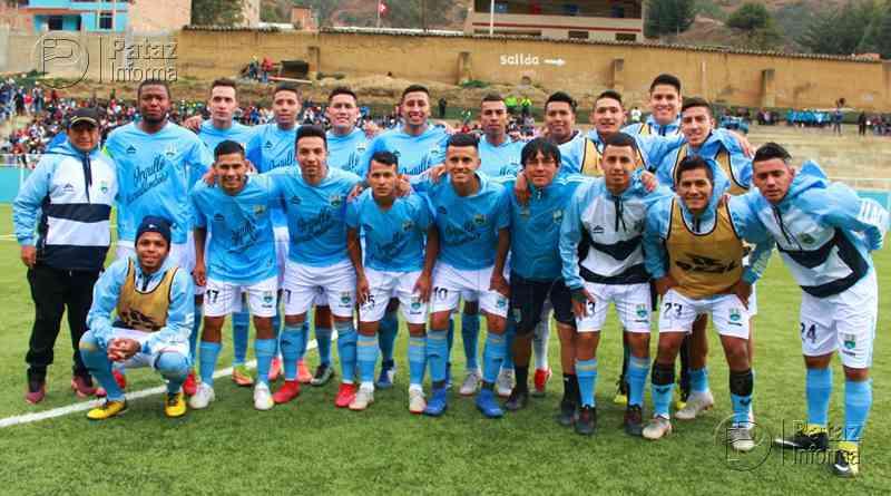 Copa Perú: Club Llacuabamba ganó y pasó a la siguiente fase