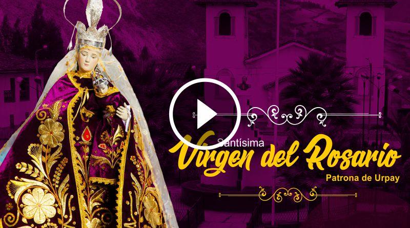Urpay se viste de gala y celebra su fiesta a la Virgen del Rosario