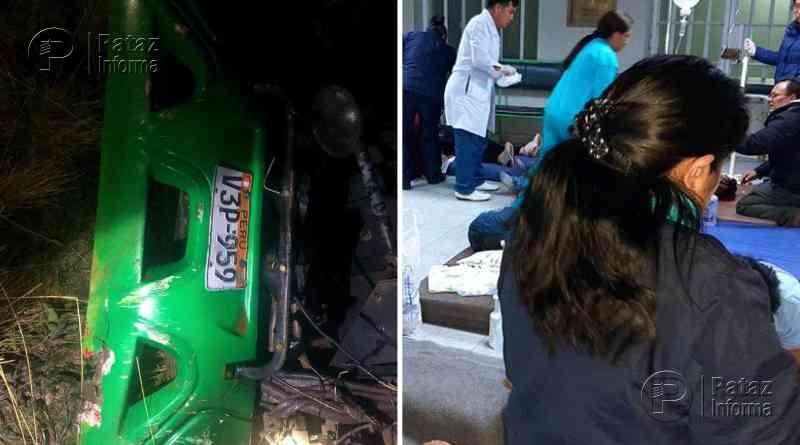 """Identifican a las víctimas del Bus """"El Picaflor"""" tras accidente"""