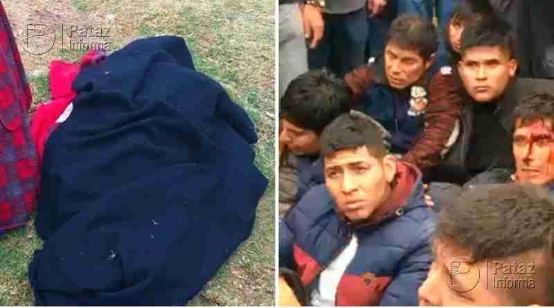 Muertos y heridos deja enfrentamiento en Huamachuco