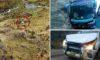 Accidentes de tránsito dejan un muerto en la provincia de Pataz