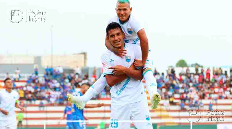 Club Deportivo Llacuabamba a un paso de hacer historia