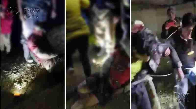 Dos muertos y cinco heridos dejó accidente en Parcoy