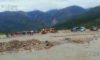 Huayco interrumpe pase vehicular vía Huamachuco – Pataz