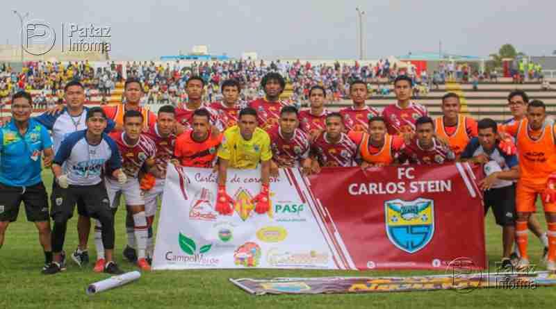 Carlos Stein le quitó título de Copa Perú a Deportivo Llacuabamba