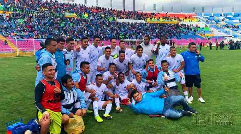 Club Deportivo Llacuabamba campeón de la Copa Perú 2019