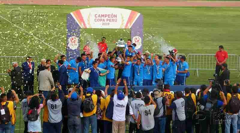 Deportivo Llacuabamba, flamante nuevo inquilino de la Liga 1