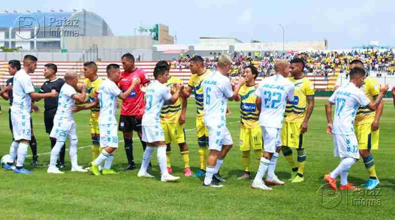 Llacuabamba y Chavelines abren el Cuadrangular rumbo a La Liga 1