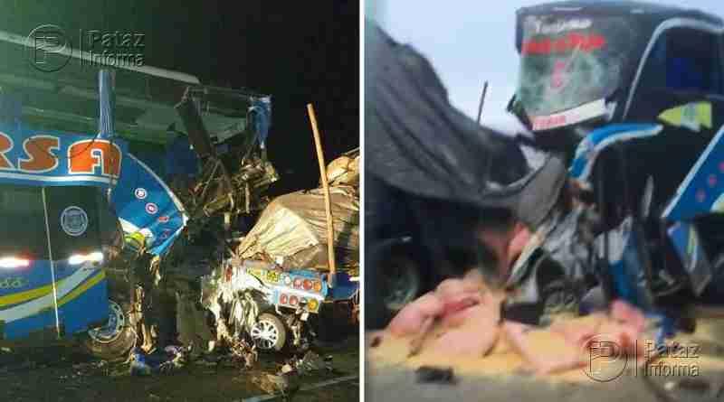Nuevo accidente de tránsito dejó tres fallecidos en Coscomba