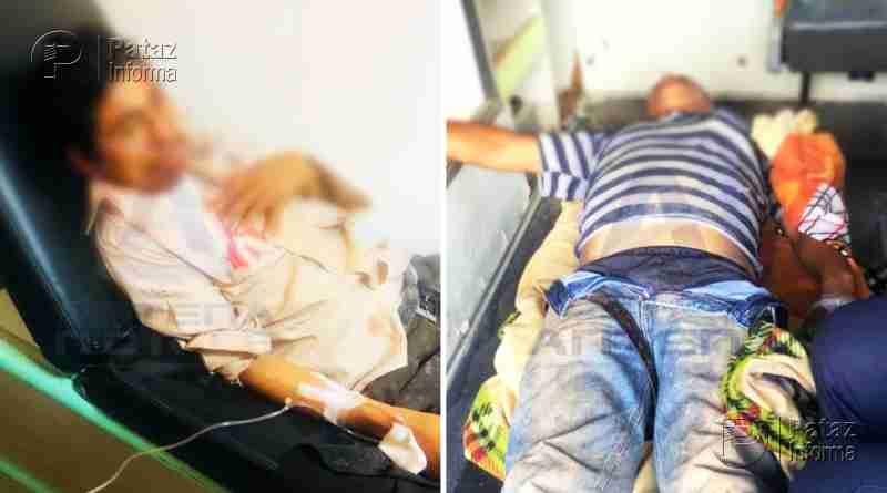 Accidente de tránsito en la provincia de Pataz deja 07 heridos