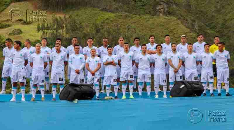 Llacuabamba presentó plantel para la Liga 1 Movistar 2020