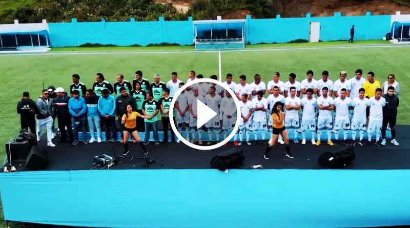 Club Deportivo Llacuabamba ya tiene su propia canción oficial
