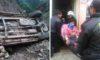 Camioneta sufrió accidente en la ruta Chagual – Huamachuco