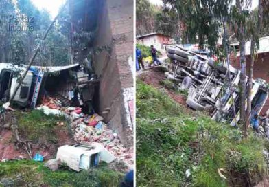 Cerrarán pase vehicular en la ruta Tayabamba – Retamas