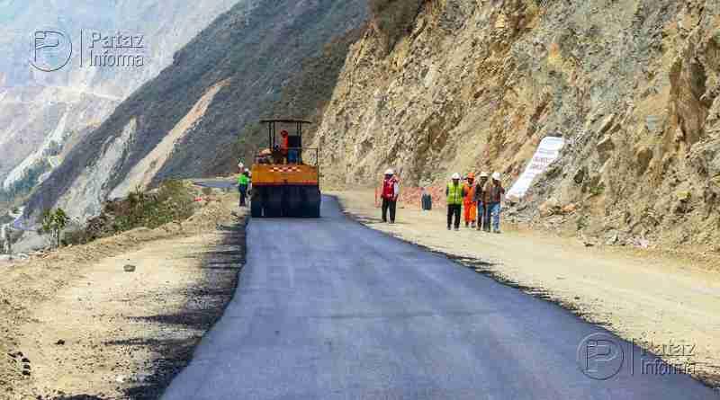 Más de S/ 33 millones para mejoramiento de carreteras en Pataz