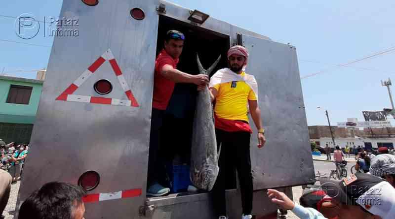 Empresario árabe entregó pescado a familias de Buenos Aires