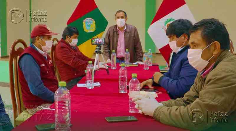 Radicalizan medidas. Cierran fronteras en la provincia de Pataz
