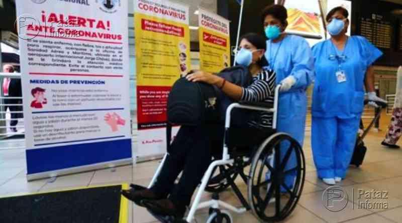 A 40 se elevan los casos de coronavirus (Covid-19) en La Libertad