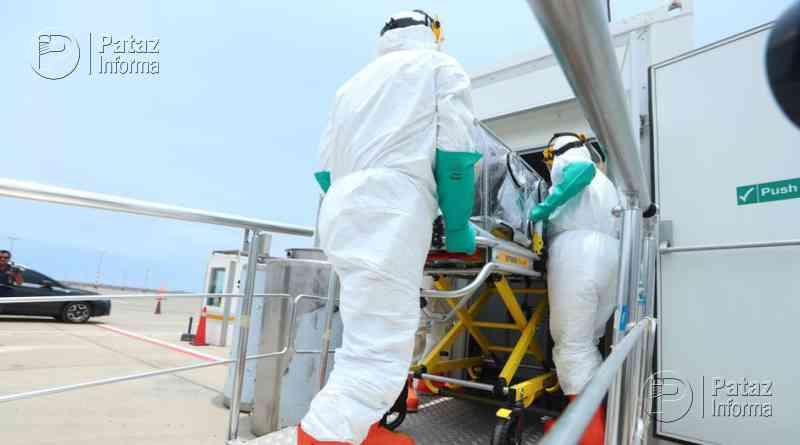 Contagiados por coronavirus se elevaron a 2 561 y 92 muertos