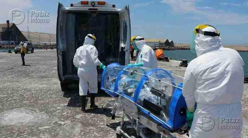 Un tercer paciente fallece a causa del coronavirus en La Libertad